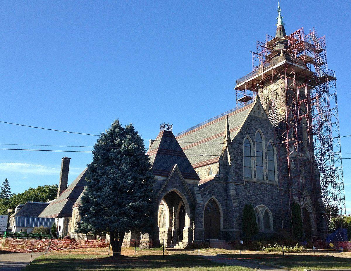 Saint John's Episcopal Church - Bridgeport Family Center