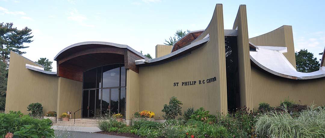Saint Philip Church Food Pantry