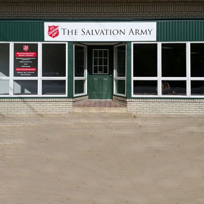 Salvation Army - Winsted