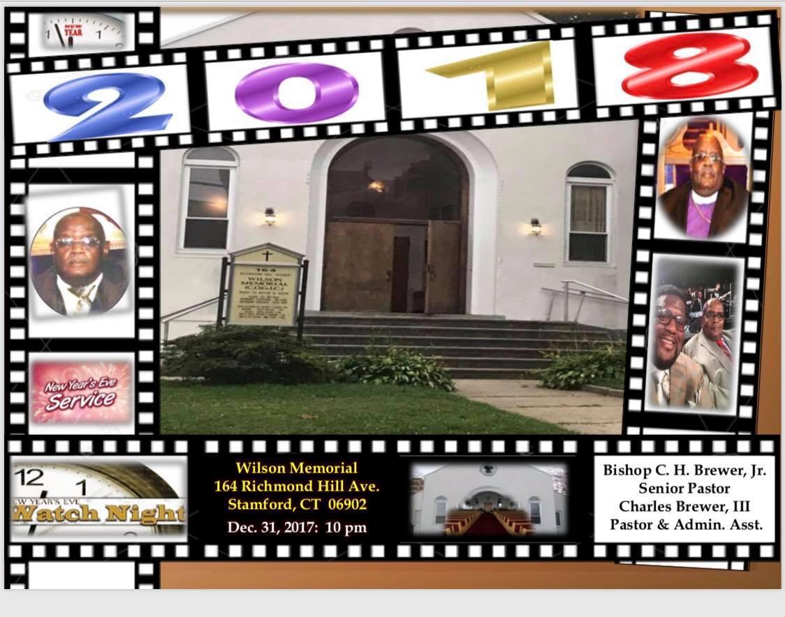 Wilson Memorial Church of God