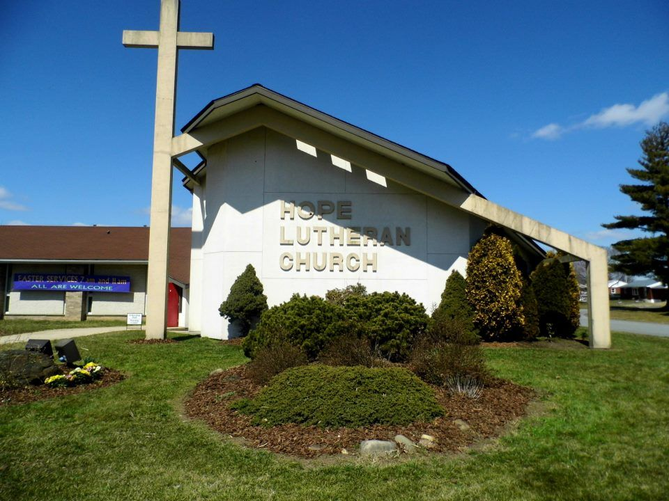 Hope Lutheran Church - Food Pantry