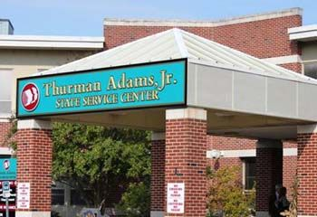 Thurman Adams State Service Center