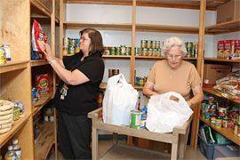 West End Neighborhood House, Crisis Alleviation Program