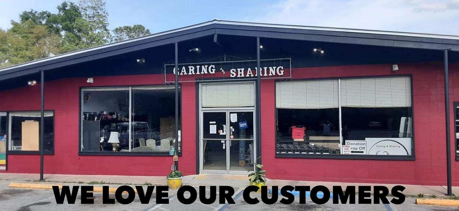Caring And Sharing of Walton County