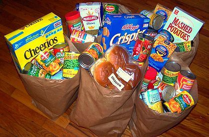 Good News Outreach Food Pantry