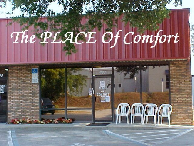 The Place of Comfort I...