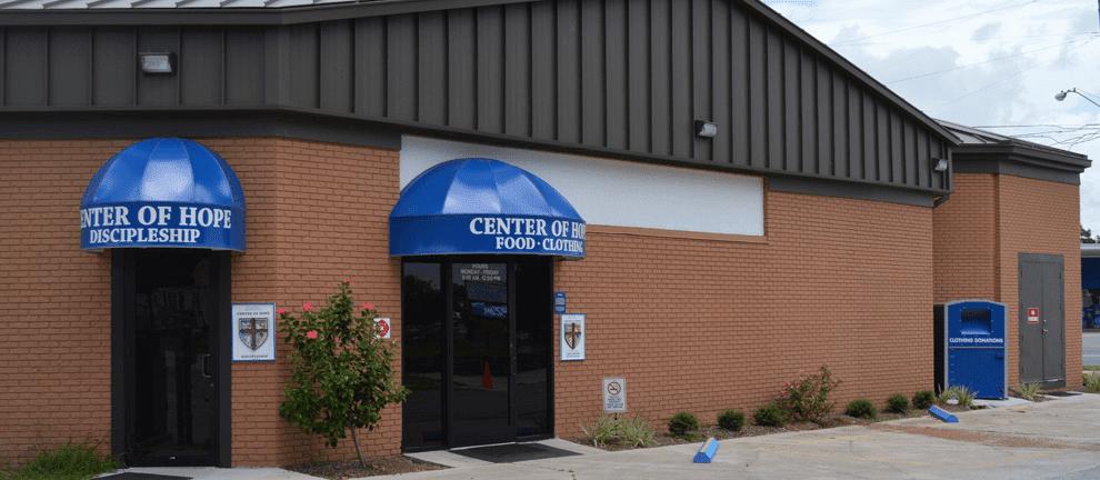 St Andrew Baptist Church Benevolence Ministry