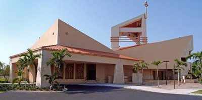 St Bonaventure Catholic Church - St. Vincent de Paul