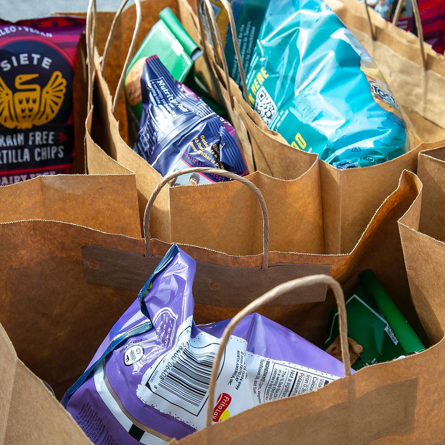 The Grove Cares Food Pantry