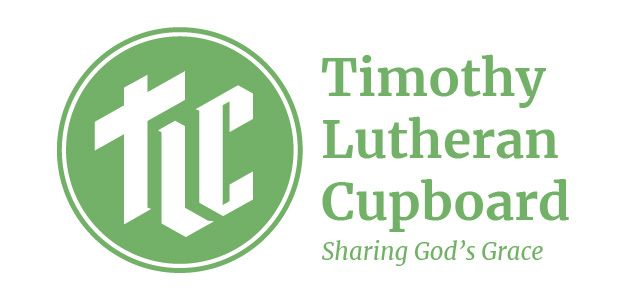 Timothy Lutheran Church - Timothy's Cupboard