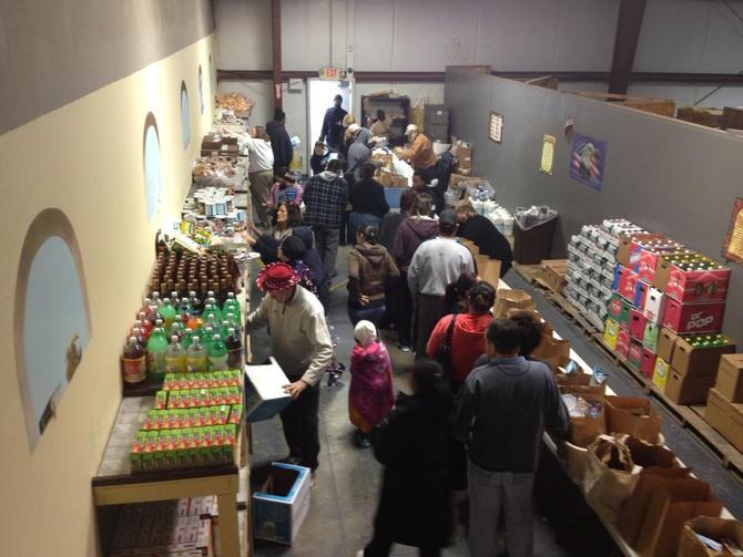 Warehouse of Hope