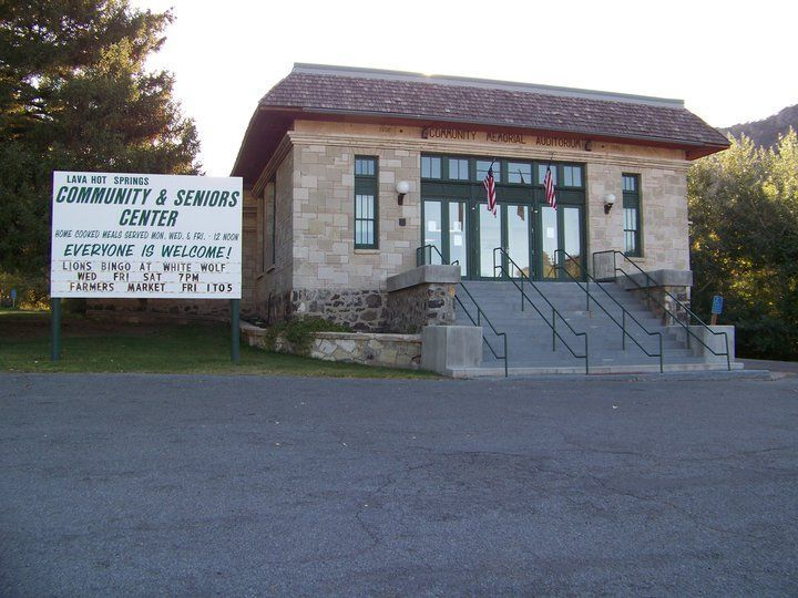 Lava Hot Springs Senior Center