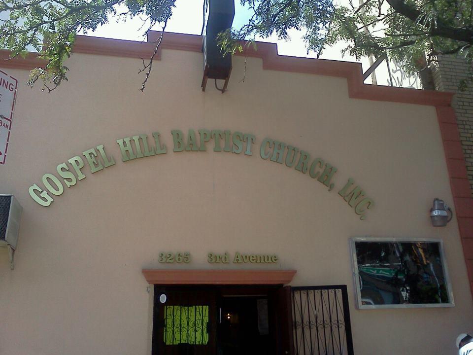 Gospel Hill Baptist Church