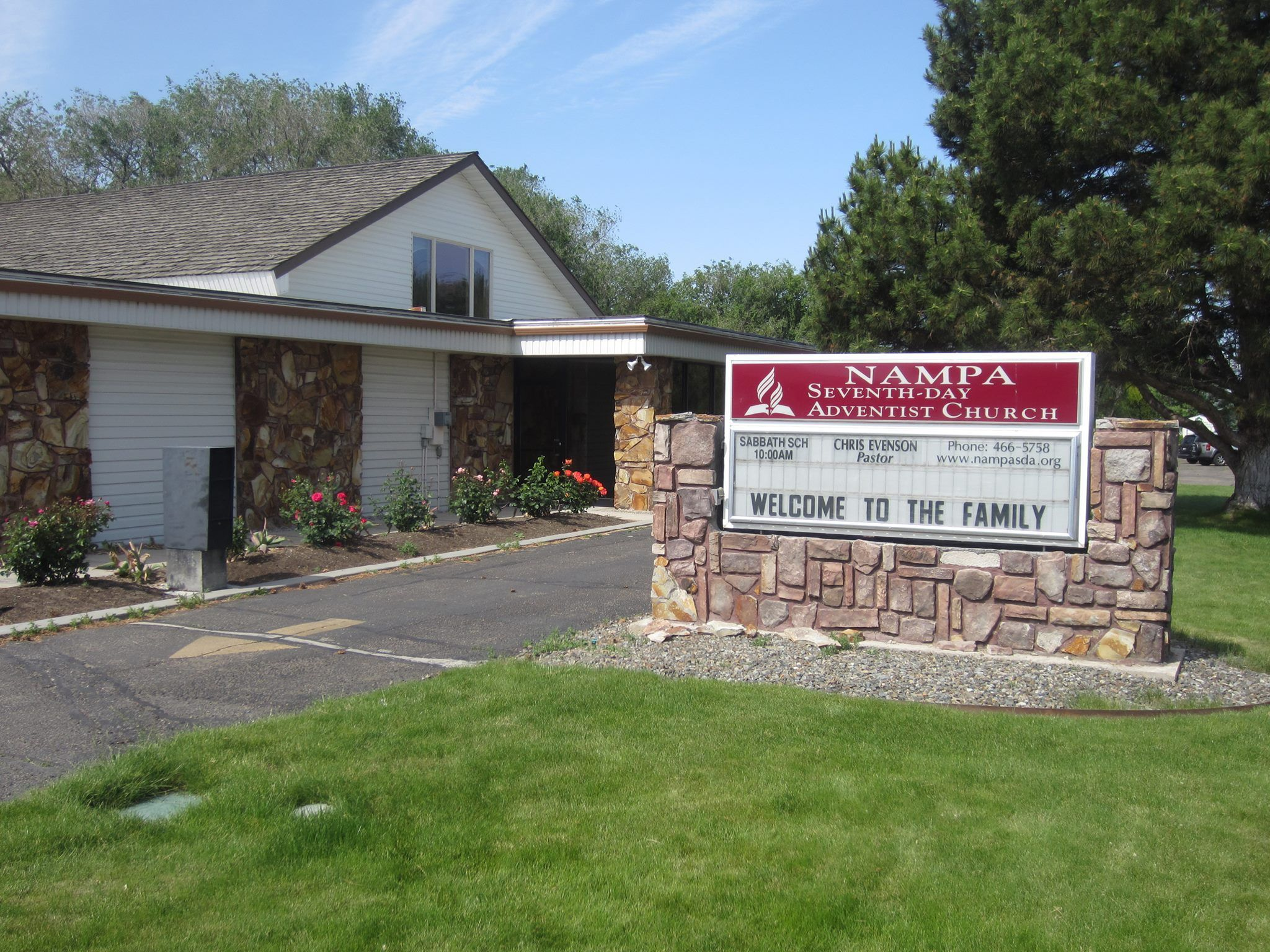 Seventh Day Adventist-Nampa