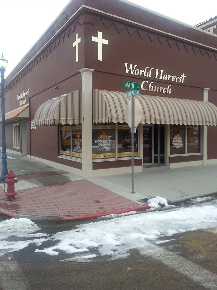 World Harvest Church of God of Prophecy