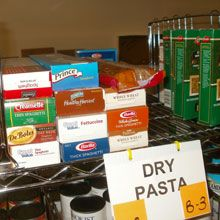 Burlington-Hampshire Area Food Pantry