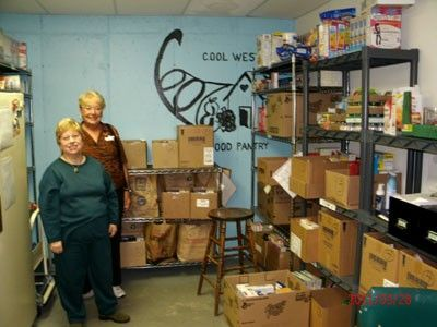 C.O.O.L. Food Pantry West