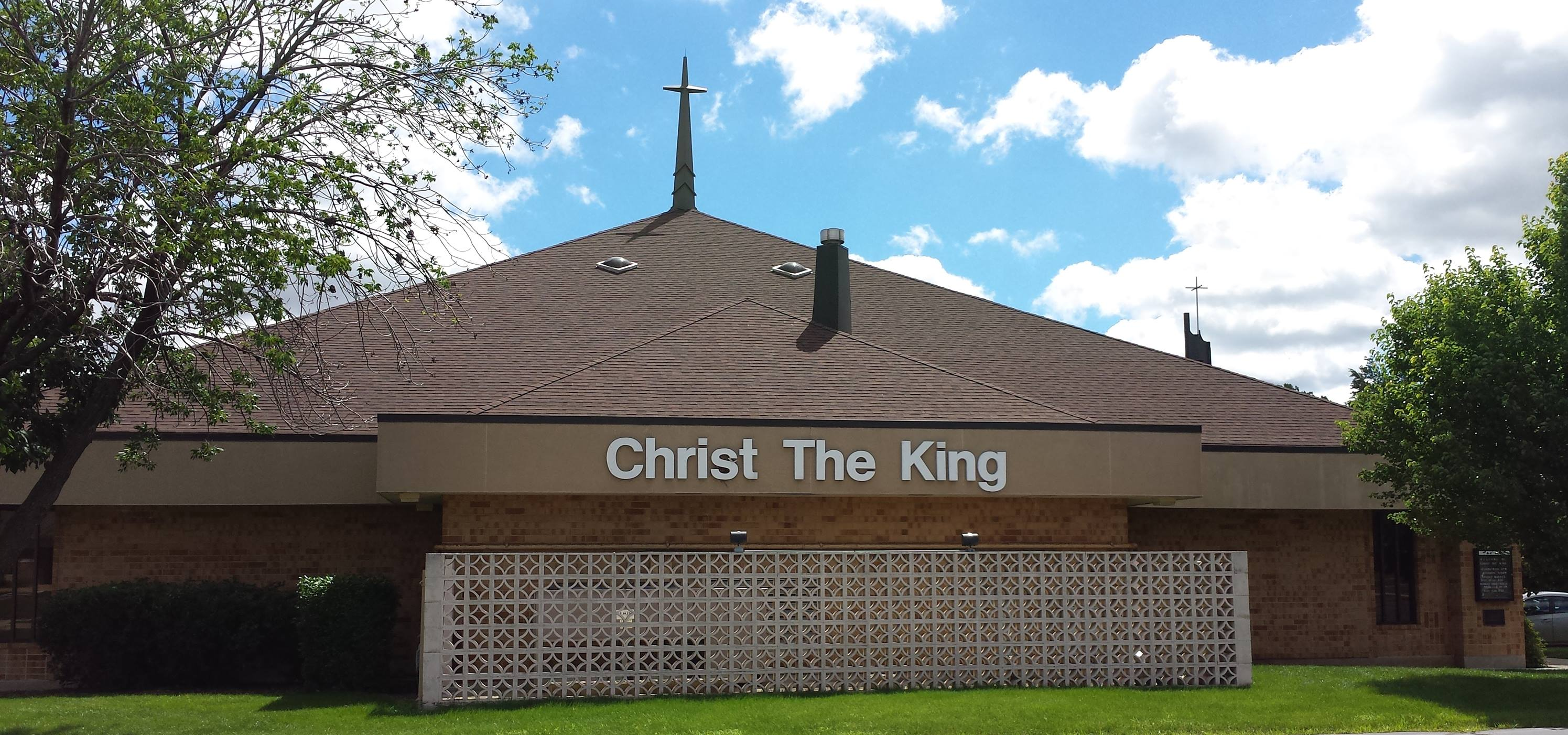 Christ The King - St Vincent DePaul