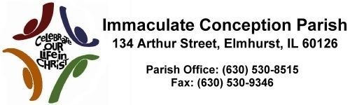 Immaculate Conception Food Pantry