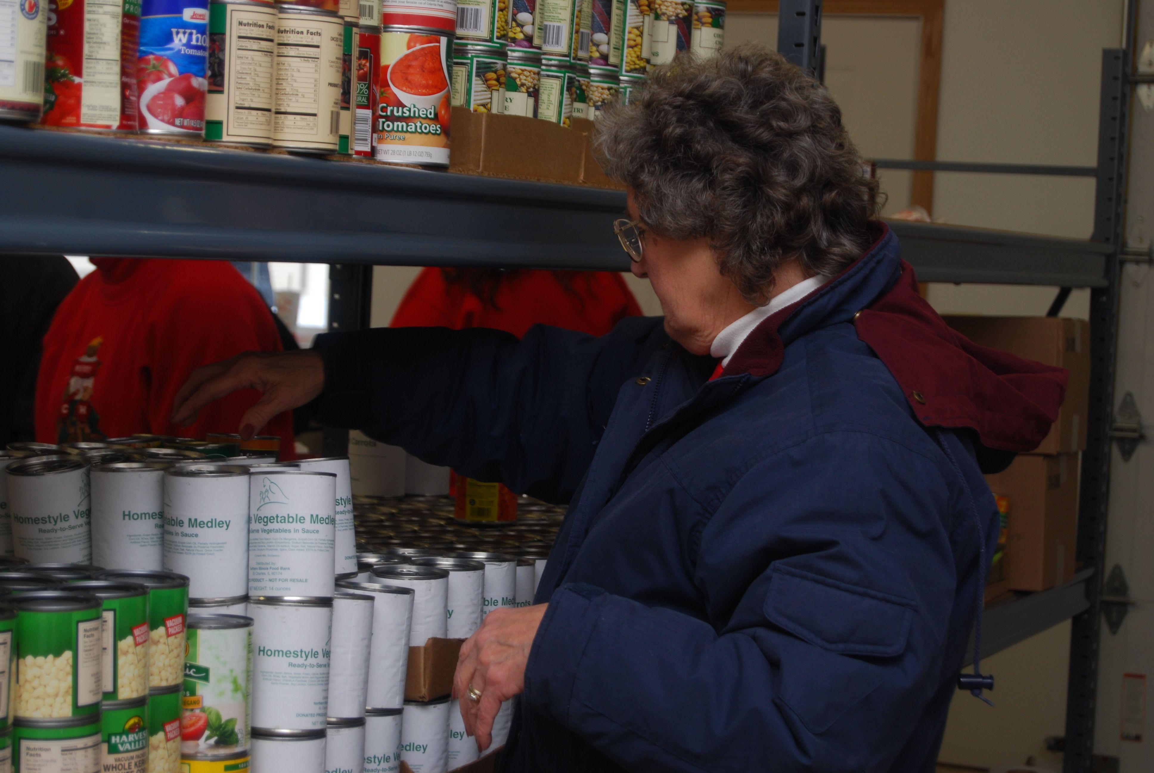 Helping Hands Food Pantry - Food Pantry