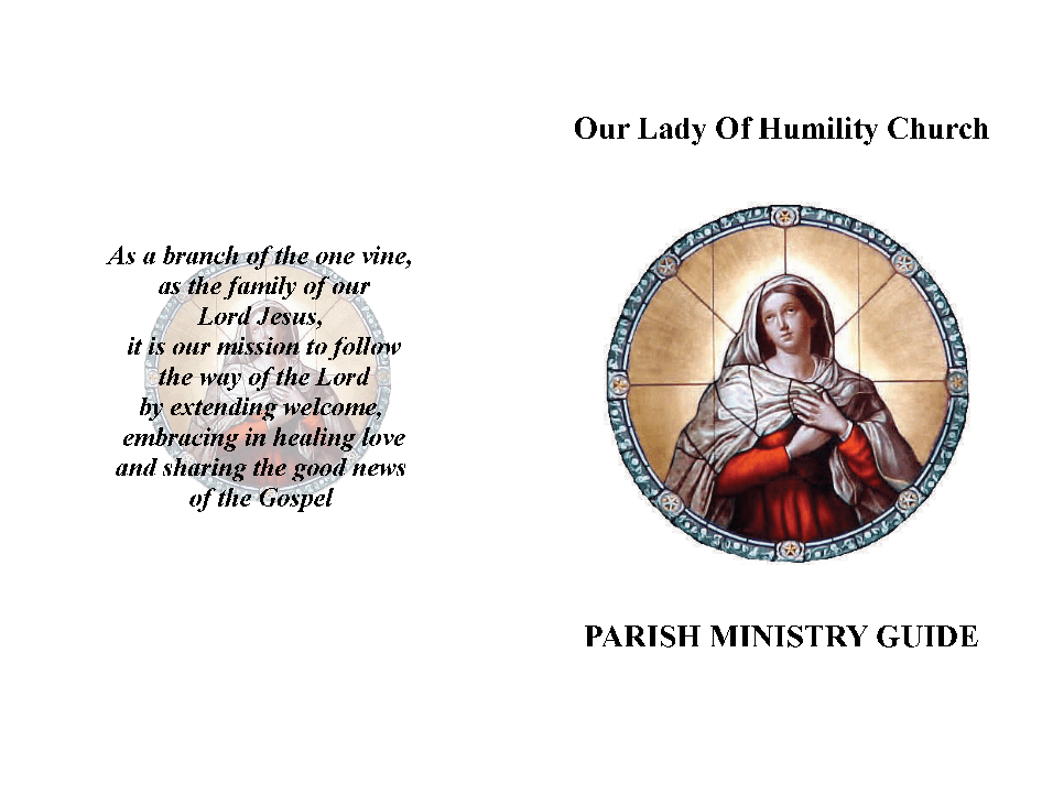 Our Lady Of Humility Food Pantry