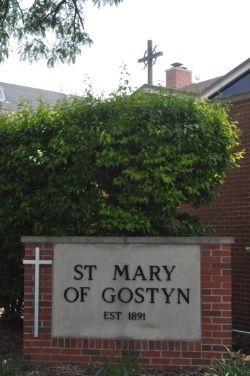 St Mary Of Gostyn - St Vincent De Paul