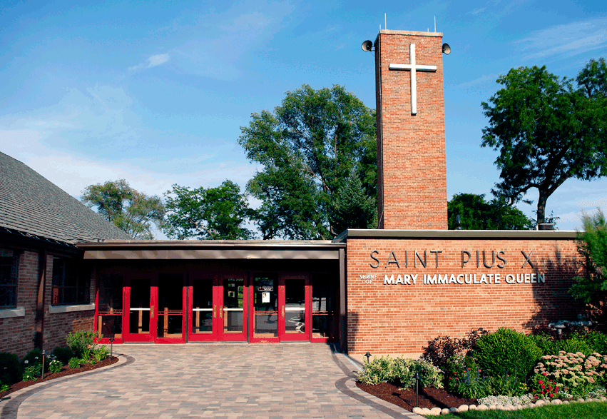 St Pius - St Vincent DePaul Food Pantry