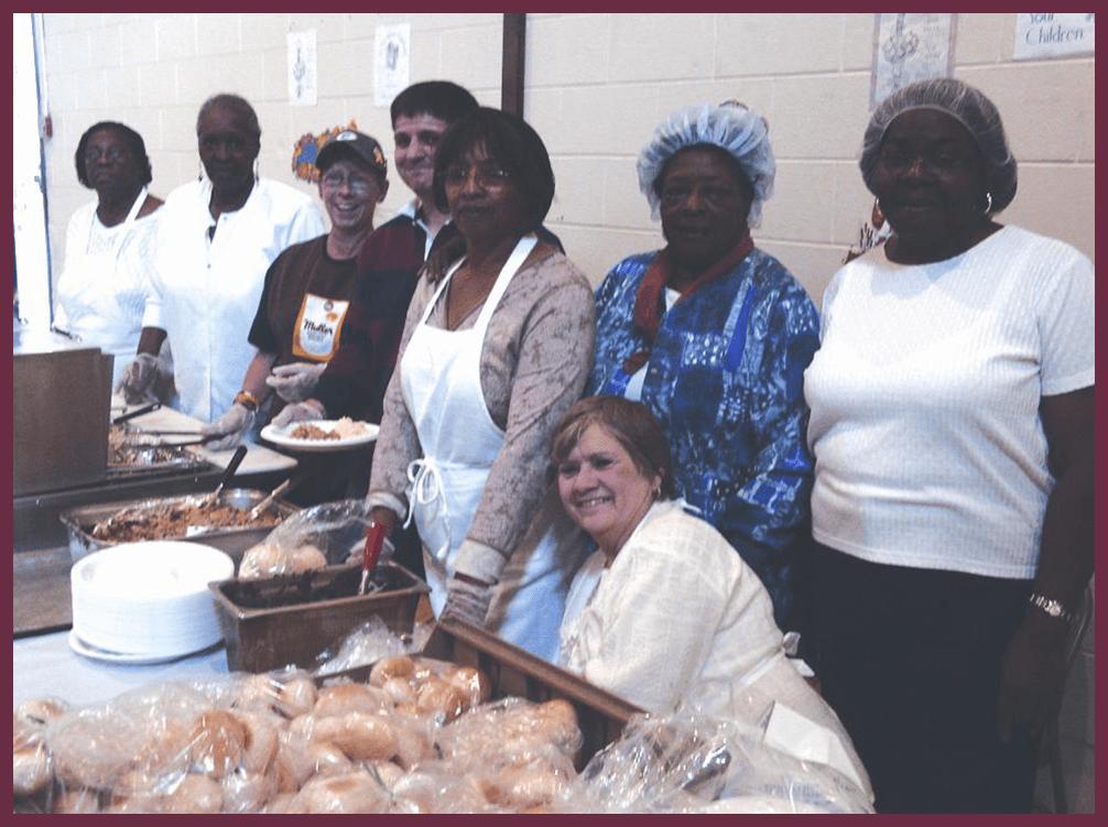 St Elizabeth's Center Food Pantry