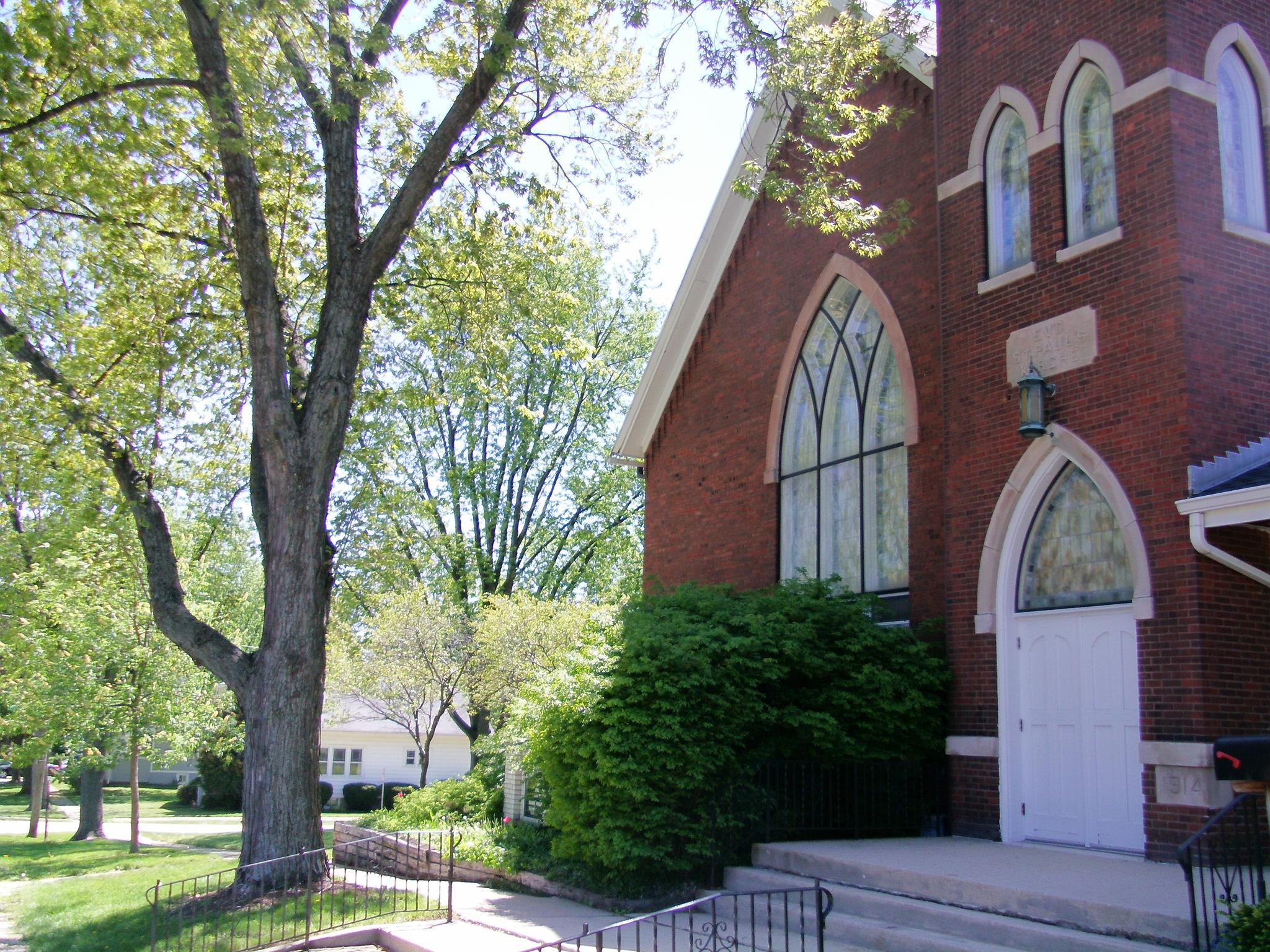 St Paul Evangelical, UCC - Bloomingdale