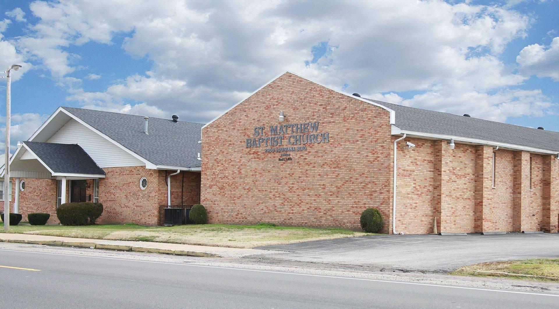 St. Matthew's Baptist Food Pantry