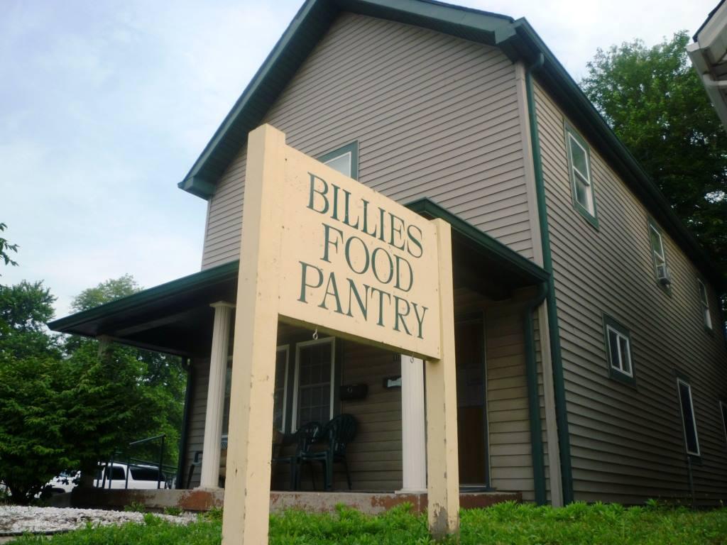 Billie's Food Pantry