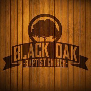 Black Oak Baptist Church Food Pantry