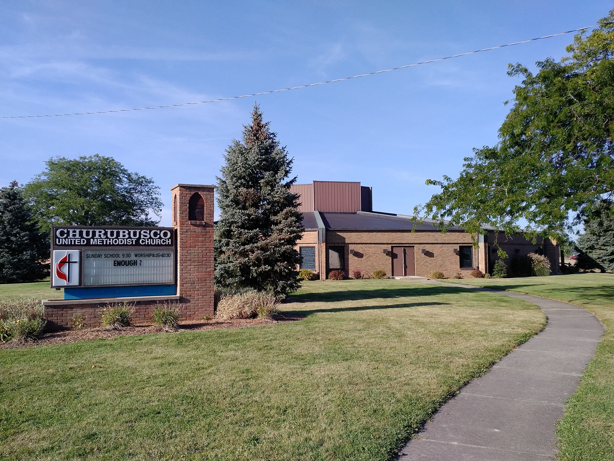 Churubusco United Methodist Church