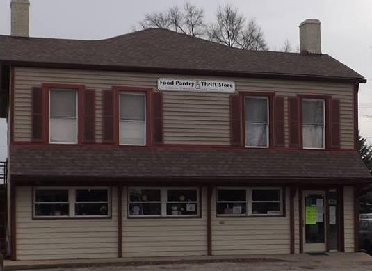 Dillsboro Community Food Pantry