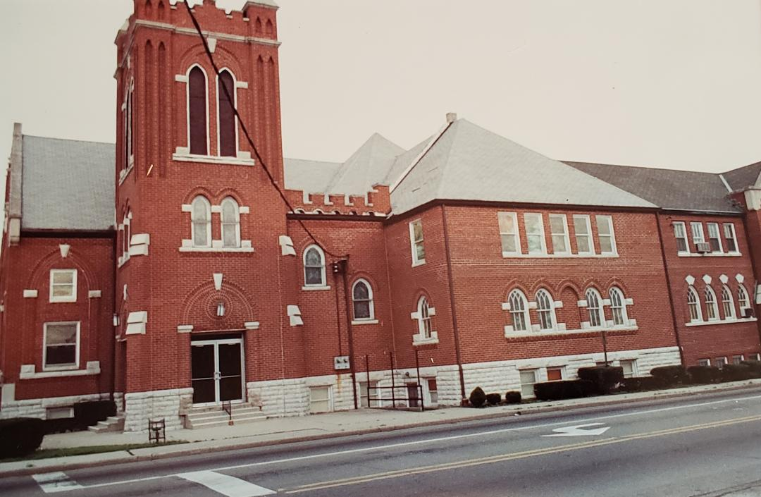 Grace Temple Apostolic Church