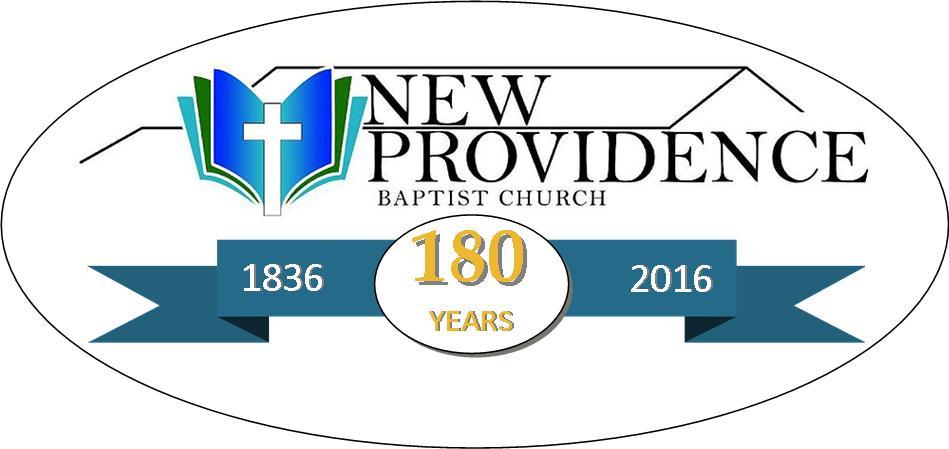 New Providence Baptist Church Food Pantry