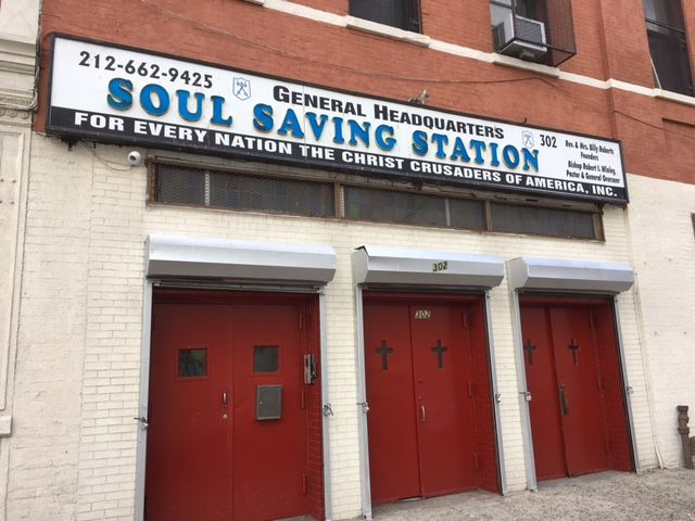 Billy Roberts House Of Hope Soul Saving Station