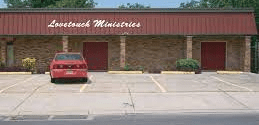 Lovetouch Ministries Food Pantry