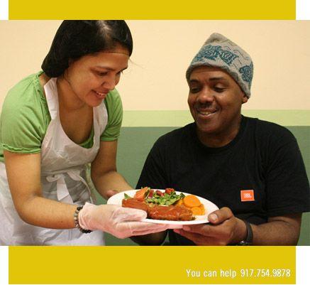 University Community Social Services - Meatloaf Kitchen