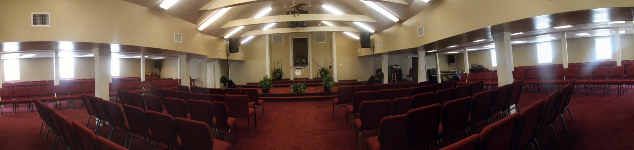 St Paul Church of God in Christ