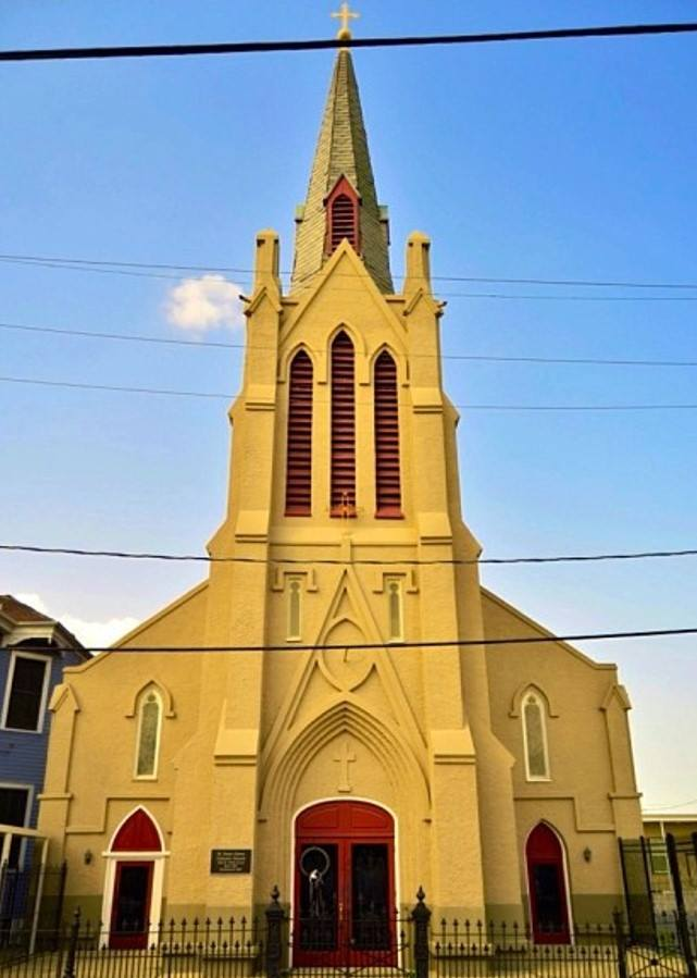 St Peter Claver Church