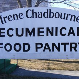 Irene Chadbourne Ecumenical Food Pantry