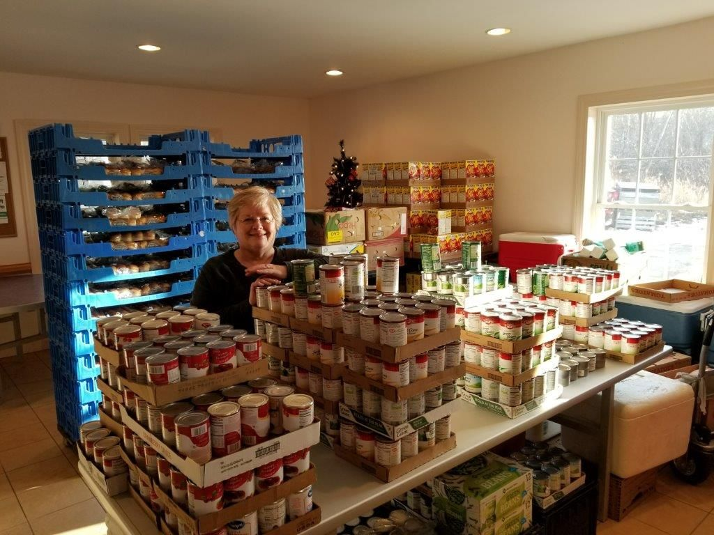 Labor of Love Food Pantry