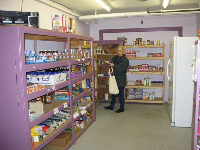 Project FEED Food Pantry