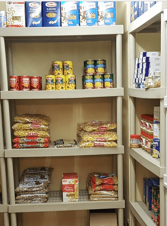 St Luke's  Cathedral - Food Pantry