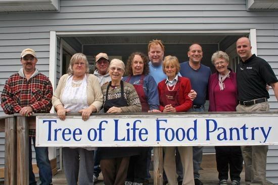 Tree of Life Food Pantry