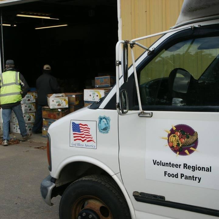 Volunteer Regional Food Pantry