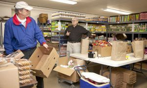 Christian Assistance Program (CAP) Food Pantry