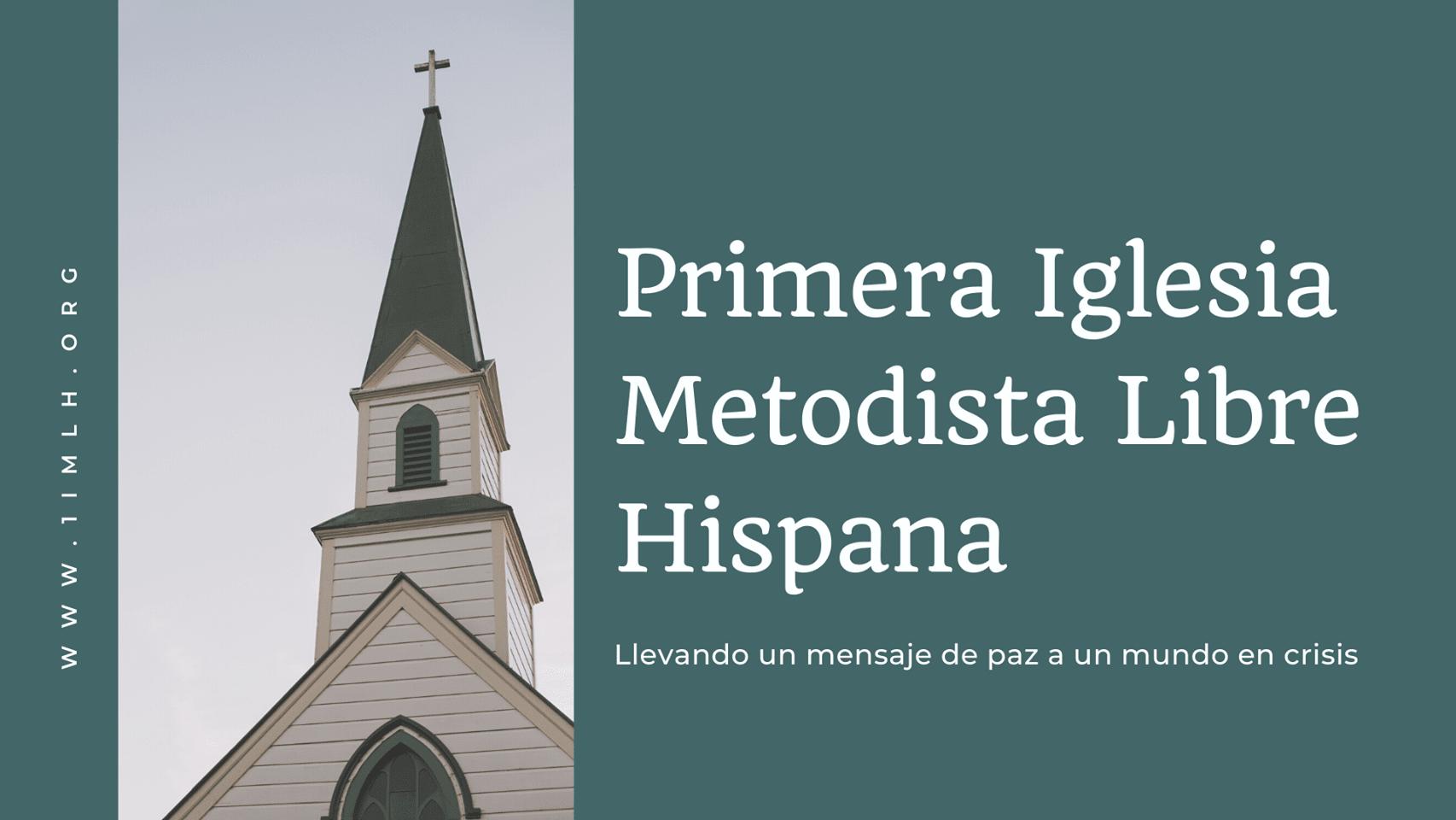 Free Spanish Methodist Church Pantry