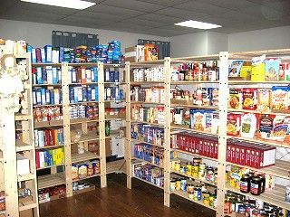 Ilse Marks Food Pantry